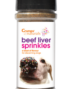 Liver Sprinkles food topper