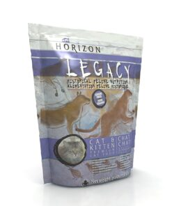Legacy Cat Food for Cats & Kittens.