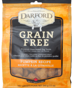 Darford Pumpkin dog treats