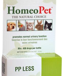 HomeoPet PP Less