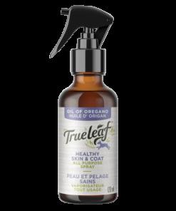 True Leaf Pet Oil of Oregano Healthy Skin and Coat Spray 120ml