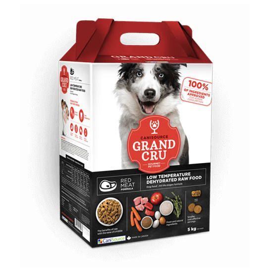 Canisource Grand Cru Dog Food Canada