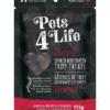 Pets 4 Life - Smoked Beef Tripe - Bite Size