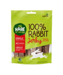 Hare of the Dog 100% Rabbit Jerky 3.5oz
