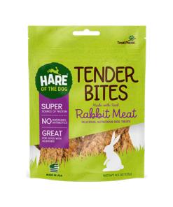 Hare of the Dog Rabbit Tender Bites 4.5oz