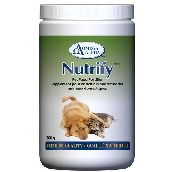 Omega Alpha Nutrify