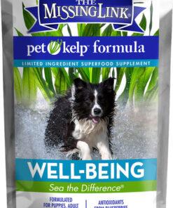 Pet-Kelp-Well-Being Nutritional Supplement