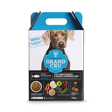 Canisource Dehydrated Dog Food