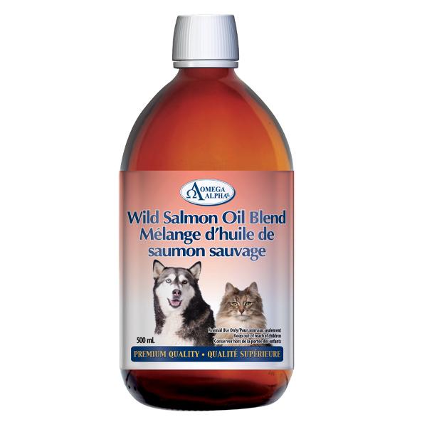 Omega Alpha Salmon Oil