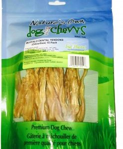 buffalo tendons Dog Chew