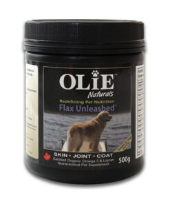 Olie Naturals Flax Unleashed oil
