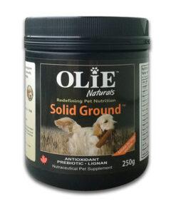 Olie Naturals Solid Ground