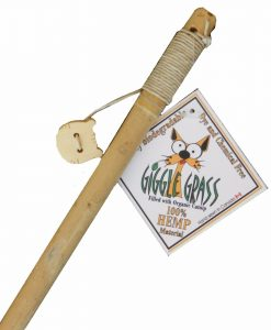 Giggle grass Teaser Pole for toys