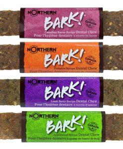 4 types singles Bark