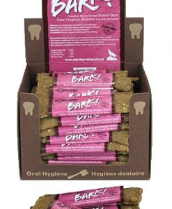 Canadian Bacon-Bark Chew