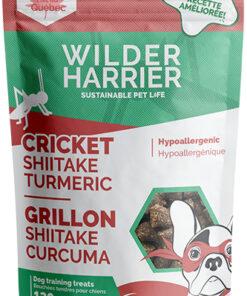 Wilder Harrier Cricket dog treats