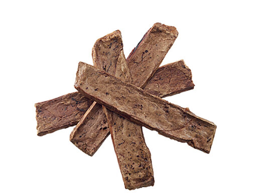 Crumps Naturals beef lung Tendersticks