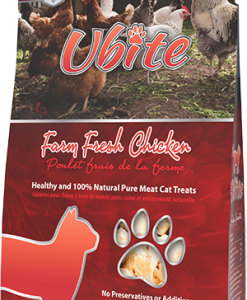 pure chicken cat treats