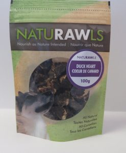 Naturawls duck hearts