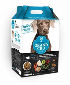 Canisource dehydrated raw dog food grain free fish