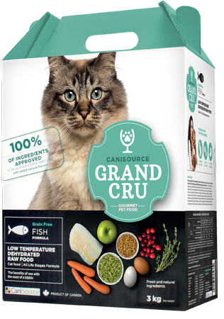 Canisource Cat Food