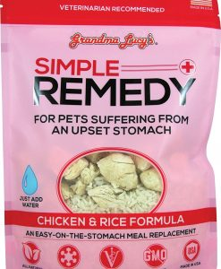 Chicken and rice formula for dogs and cats