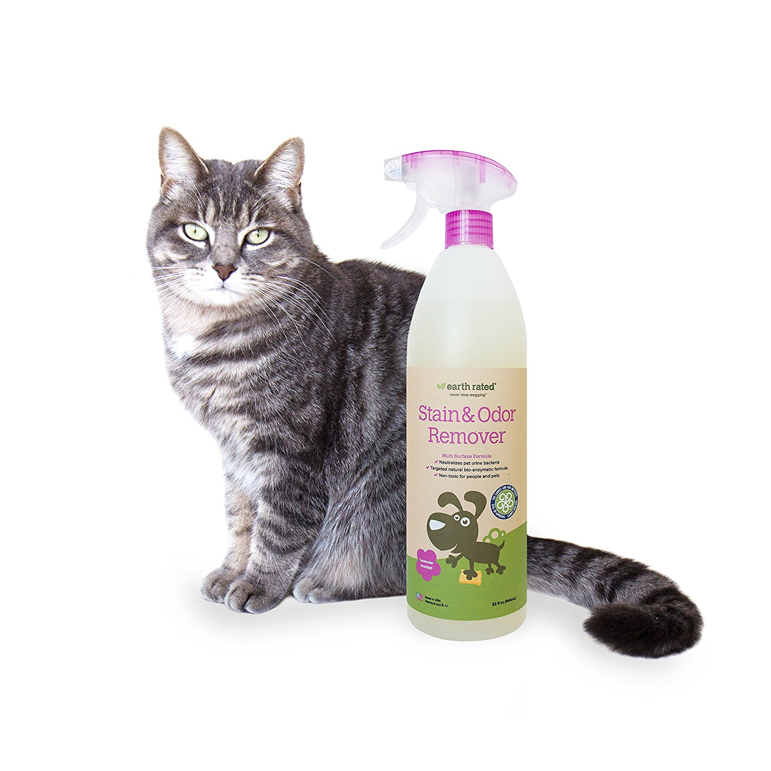 Pet Stain & Odor remover with Lavender