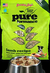Grandma Lucy's Lamb Pureformance