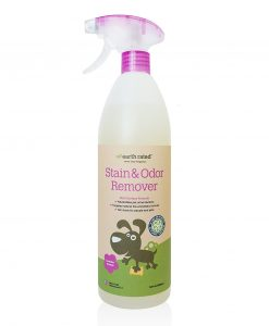 Pet Stain and Odor remover by Earth Rated.