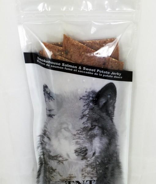 NRG salmon dog treats
