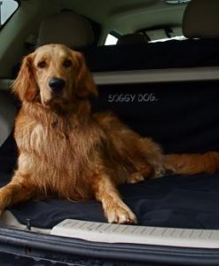 Soggy Dog cargo area car cover