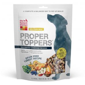 Honest Kitchen Proper Topper Turkey
