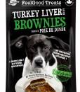 Feel Good Treats turkey brownie