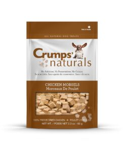 Crumps Naturals Chicken Morsels dog treat 280g