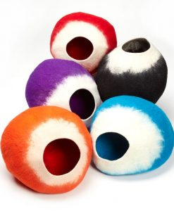 All colours Wool Cat Caves