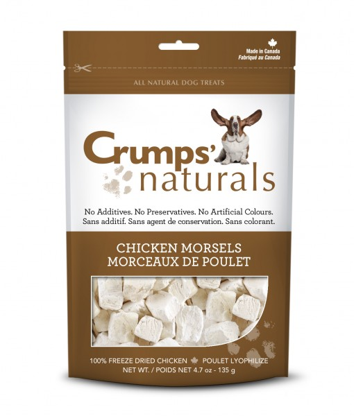Crumps Canadian Chicken Dog Treats