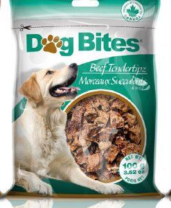 Dog Bites Beef Tendertipz dog treat
