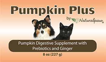 Naturalpaw Pumpkin-Plus-supplement for pets