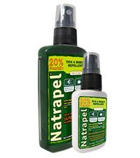 Natural Outdoor Sprays