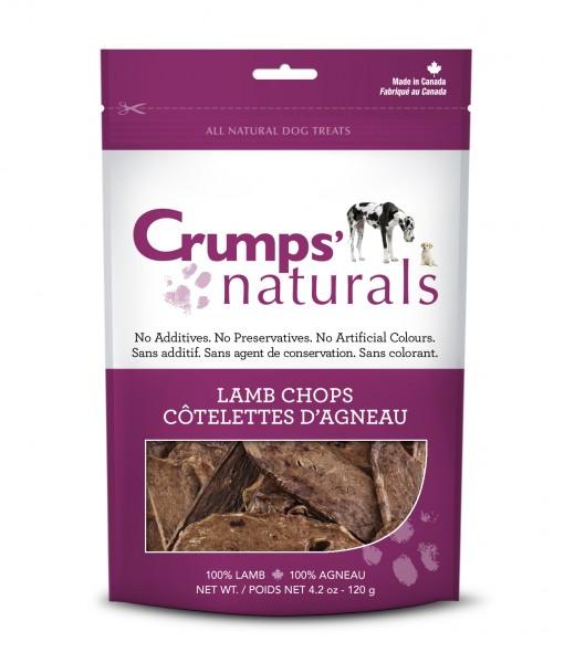 crumps 39 naturals lamb chops 120g biopaw. Black Bedroom Furniture Sets. Home Design Ideas