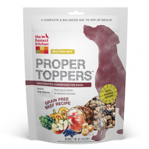 Honest Kitchen Proper Toppers