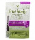 True Hemp Immune + Heart Dog Chew Sticks