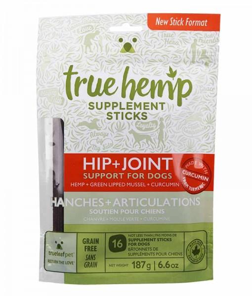 True Leaf Hip Joint Chew Sticks