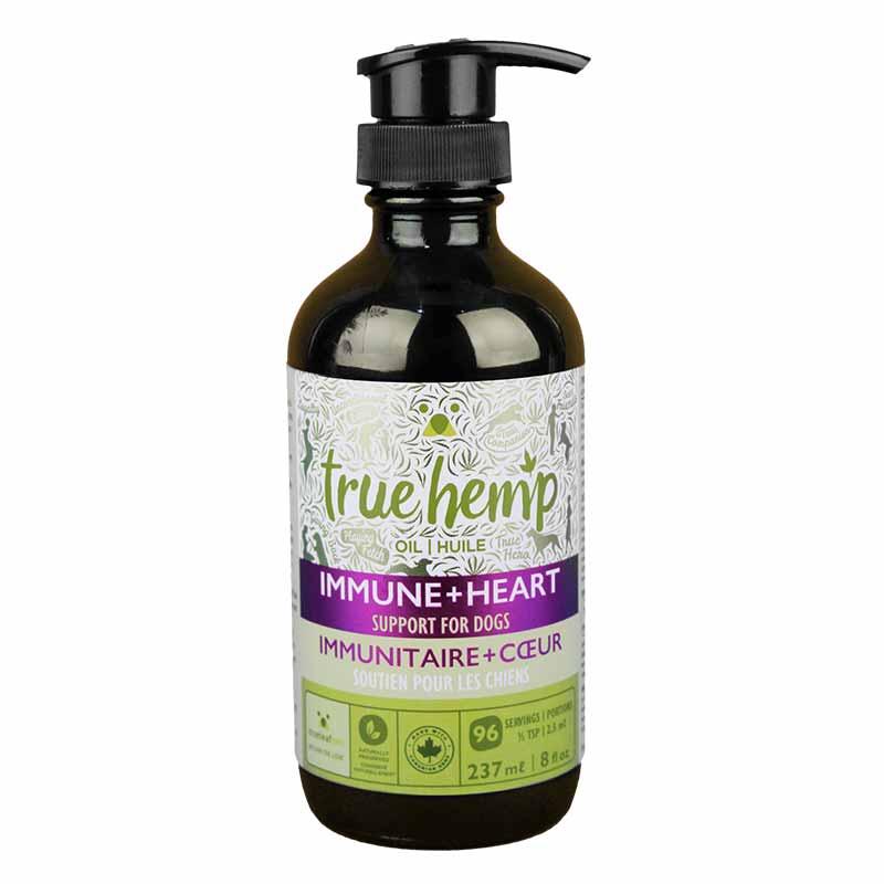 True Hemp Immune + Heart Omega 3 Oil