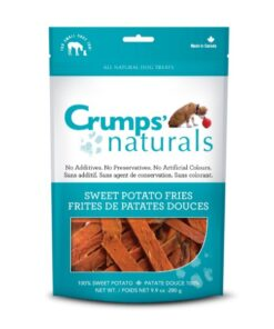 Crumps Sweet Potato Fries