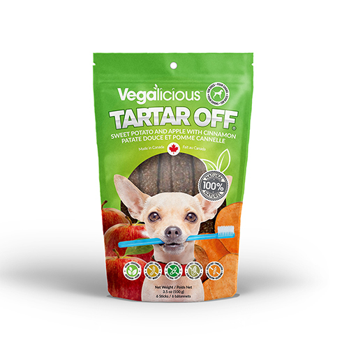 vegalicious tartar off Dental Sticks