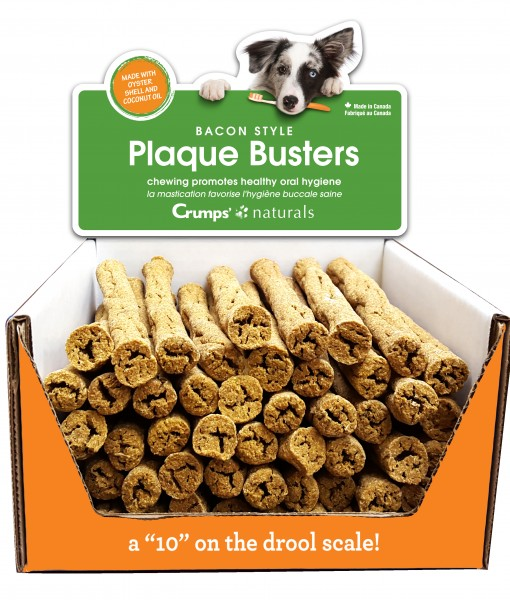 Crumps Plaque Busters Bacon