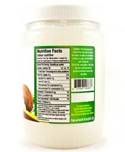 Coconut Oil-Organic-Extra-Virgin-28oz