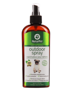 NaturPet outdoor-spray-insect repellent