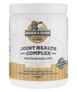Bonnie & Clyde Joint Health Complex Pets